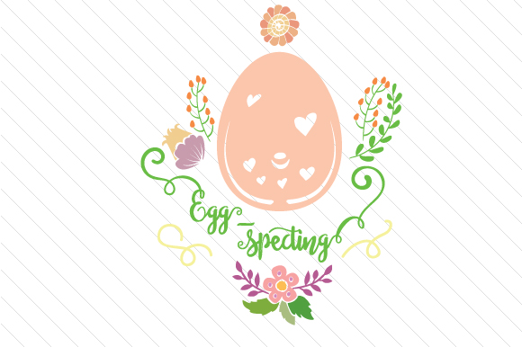 Egg-specting Easter Craft Cut File By Creative Fabrica Crafts