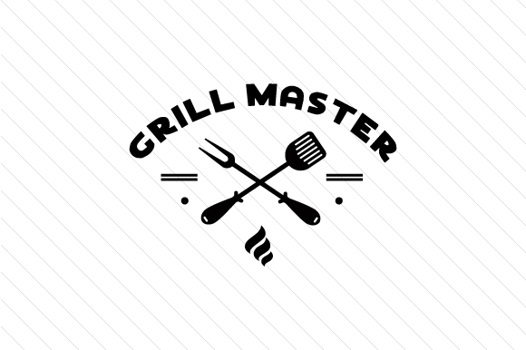 Grill Master Summer Craft Cut File By Creative Fabrica Crafts - Image 1