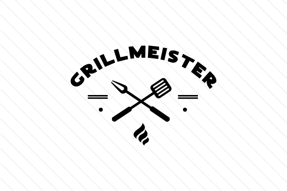 Grillmeister Summer Craft Cut File By Creative Fabrica Crafts