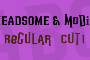 Headsome Modif Font By Situjuh