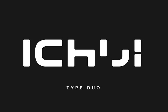 Print on Demand: Ichiji Sans Serif Font By Factory738