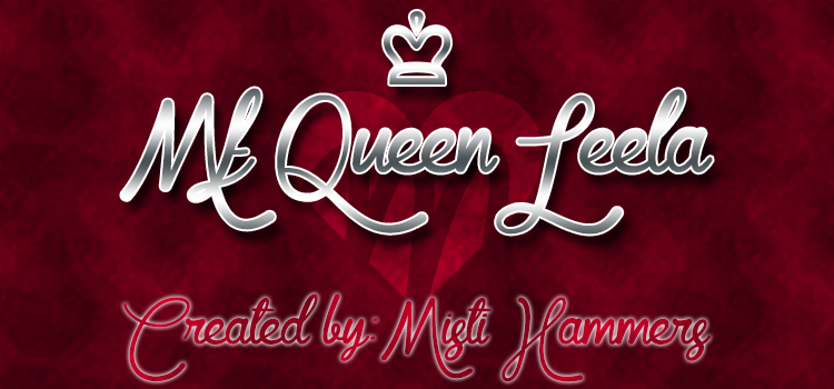 Print on Demand: Queen Leela Script & Handwritten Font By Misti