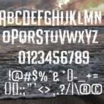 wave-spurs-font-by-shiro-std-2