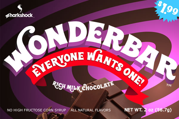 Print on Demand: Wonderbar Script & Handwritten Font By Sharkshock