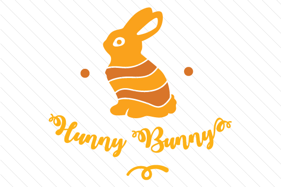 Hunny Bunny Easter Craft Cut File By Creative Fabrica Crafts