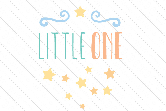 Little One Craft Design By Creative Fabrica Crafts Image 1