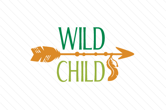 Download Free Wild Child Svg Cut File By Creative Fabrica Crafts Creative for Cricut Explore, Silhouette and other cutting machines.