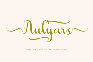 aulyars-font-by-situjuh-nazara-1