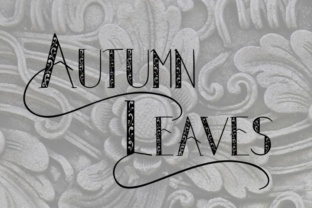 autumn-leaves-font-created-by-made-deduk-1