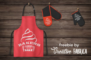 Bakers Gonna Bake Craft Design By Creative Fabrica Freebies 1