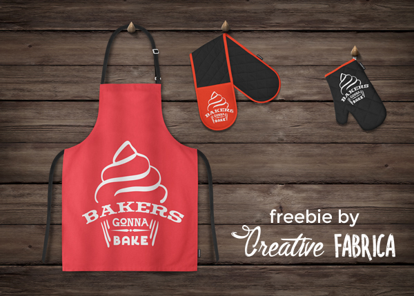 Bakers Gonna Bake Craft Design By Creative Fabrica Freebies Image 1