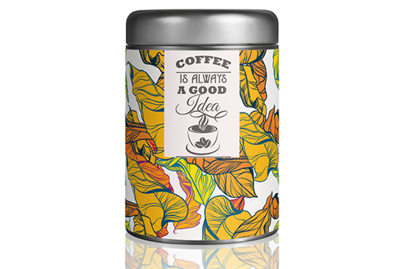 Coffee is Always a Good Idea Craft Design By Creative Fabrica Crafts Image 3