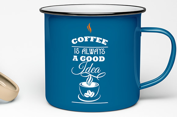 Coffee is Always a Good Idea Craft Design By Creative Fabrica Crafts - Image 4