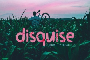 disquise-font-by-chekart-1