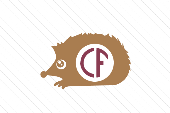 Download Free Hedgehog Monogram Frame Svg Cut File By Creative Fabrica Crafts for Cricut Explore, Silhouette and other cutting machines.