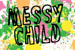 messy-child-font-by-benjamin-a-melville-1