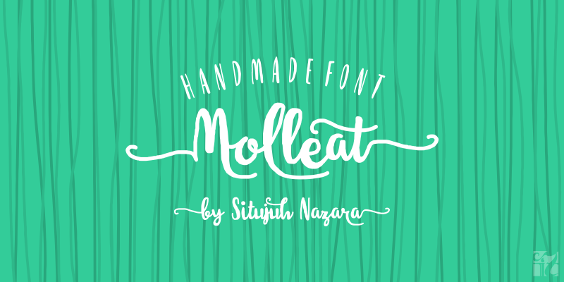 Molleat Font By Situjuh Image 1