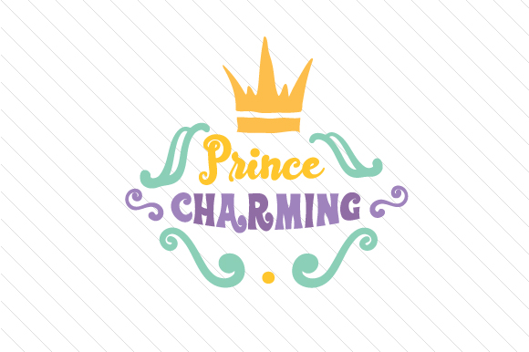 Prince Charming Kids Craft Cut File By Creative Fabrica Crafts