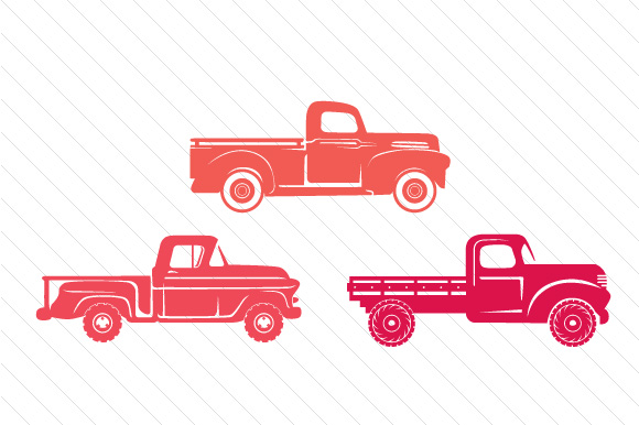 Valentine S Day Truck Kit Create Your Own Truck Svg Cut File By