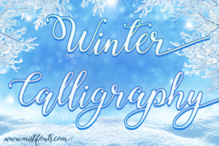 winter-calligraphy-font-by-mistis-fonts
