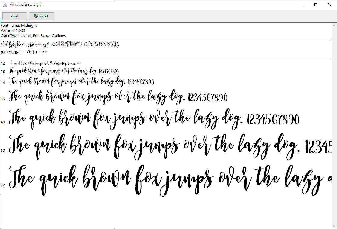 Download Free Installing Fonts On Windows Creative Fabrica for Cricut Explore, Silhouette and other cutting machines.