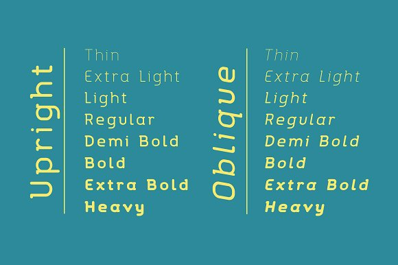 Print on Demand: Aldin Sans Serif Font By Good Gravy Type - Image 6
