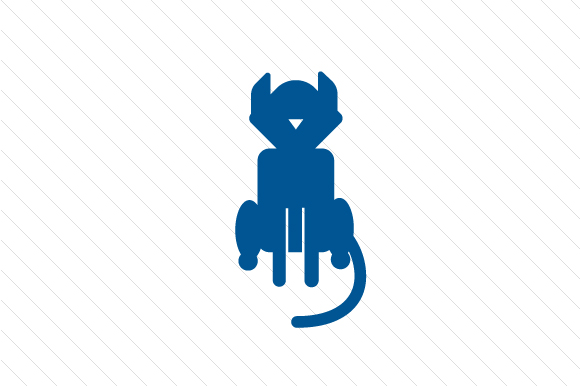 Family Car Decal: Cat Figure Cats Craft Cut File By Creative Fabrica Crafts