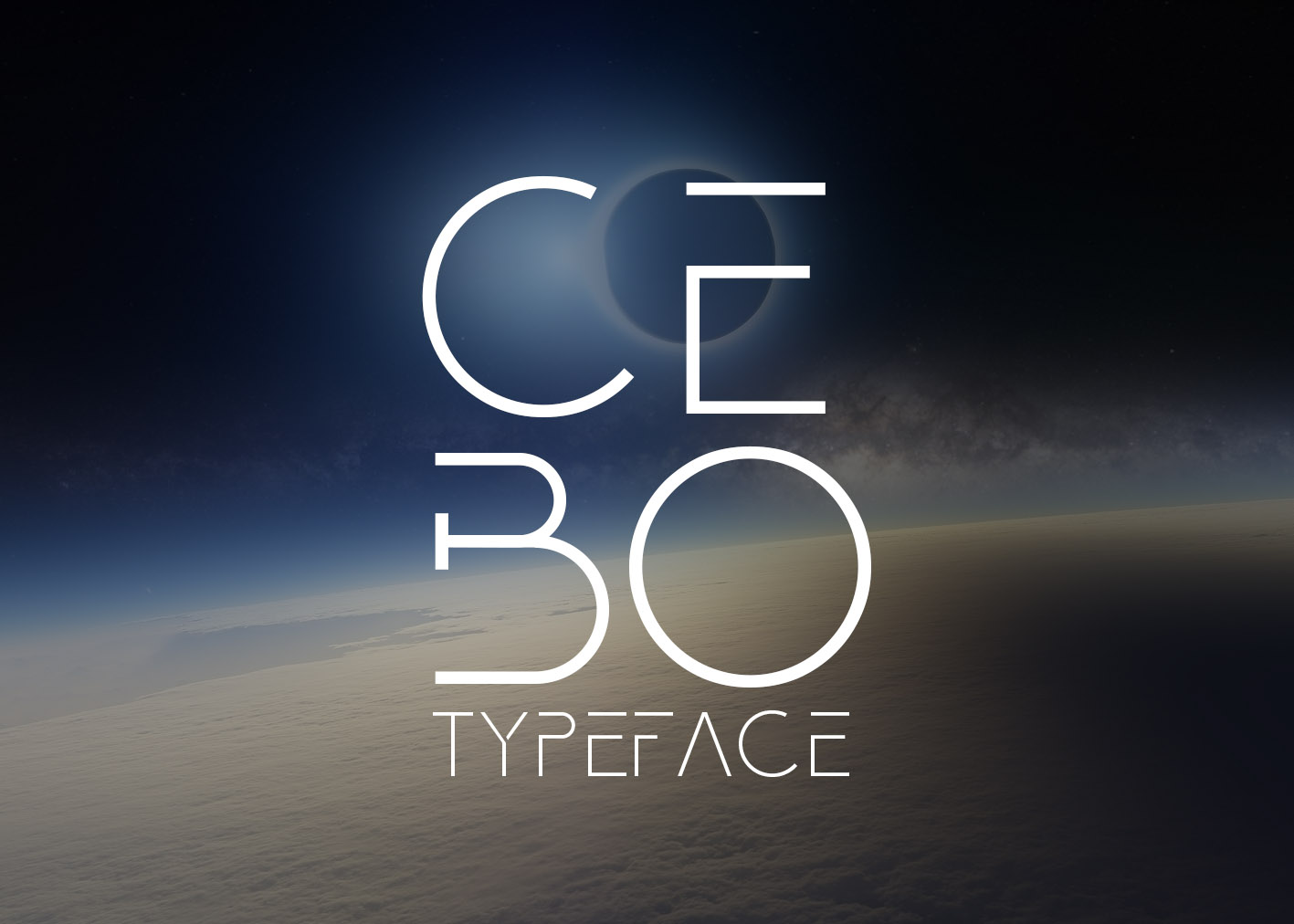 Print on Demand: Cebo Sans Serif Font By Khurasan