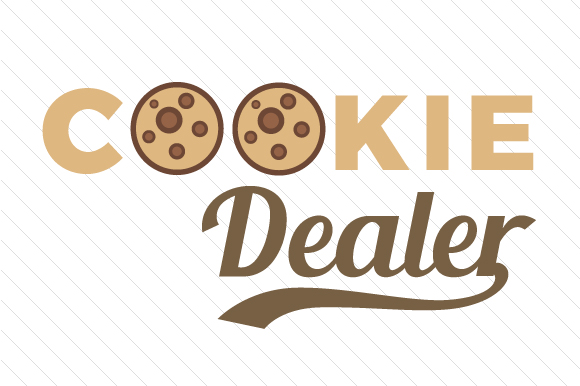 Cookie Dealer Svg Cut File By Creative Fabrica Crafts Creative Fabrica