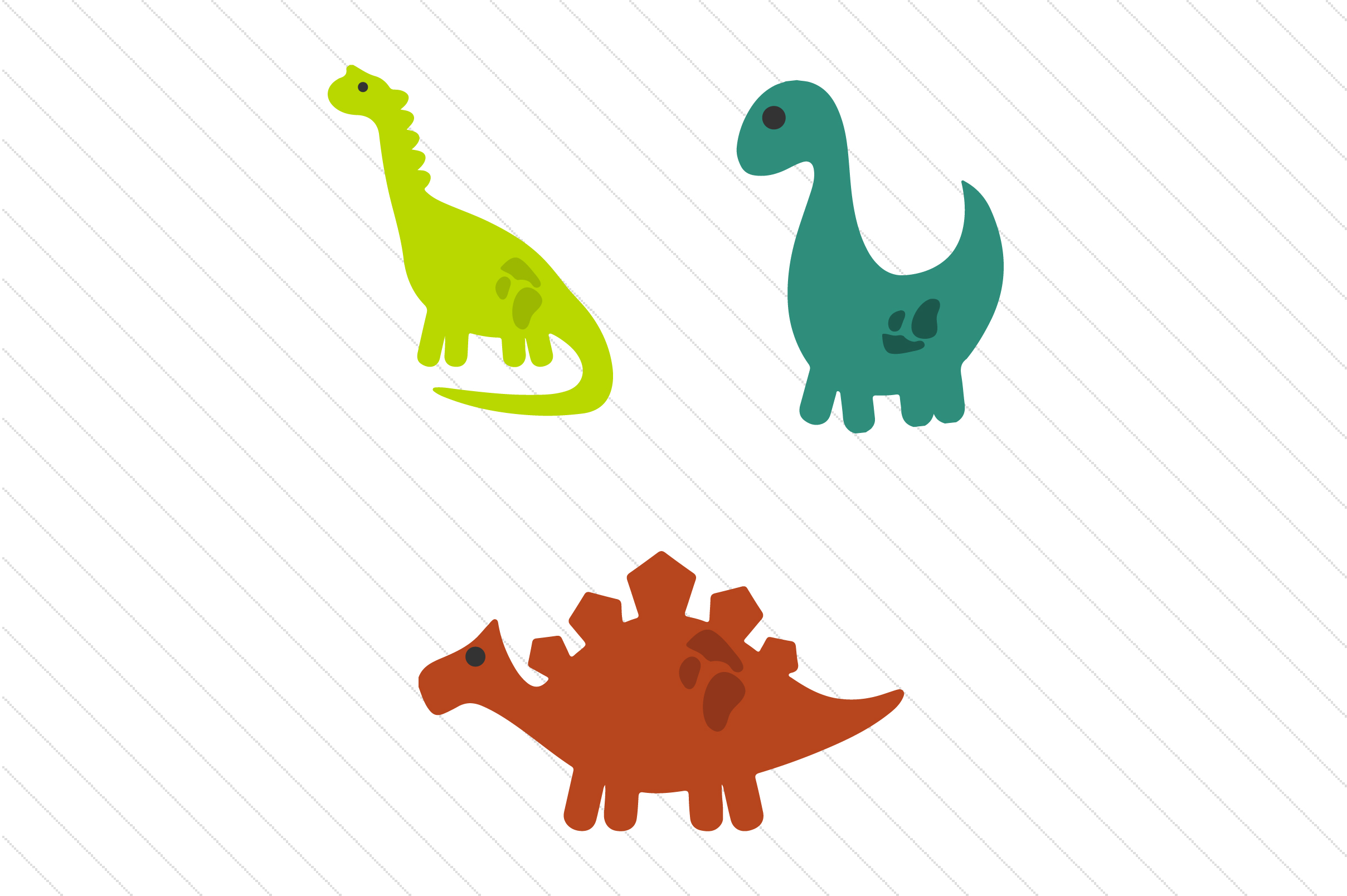 Dinosaur Drawings Dinosaurs Craft Cut File By Creative Fabrica Crafts