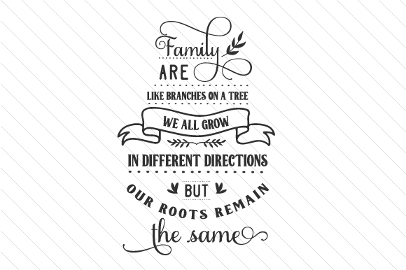 Download Free Family Are Like Branches On A Tree We All Grow Svg Cut File By for Cricut Explore, Silhouette and other cutting machines.