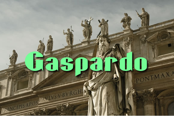 Print on Demand: Gaspardo Font By Proportional Lime