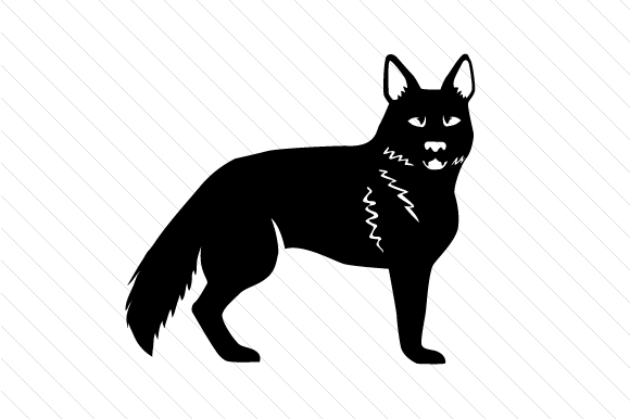 Download Free Dog Breed German Shepard Svg Cut File By Creative Fabrica for Cricut Explore, Silhouette and other cutting machines.