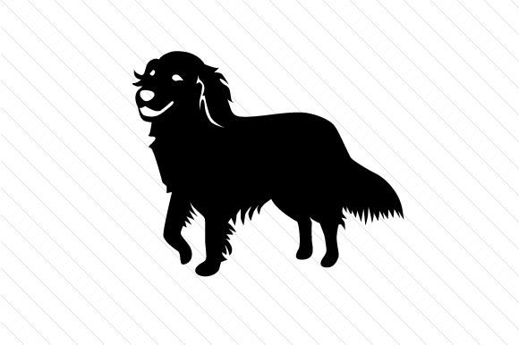 Download Free Dog Breed Golden Retriever Svg Cut File By Creative Fabrica for Cricut Explore, Silhouette and other cutting machines.