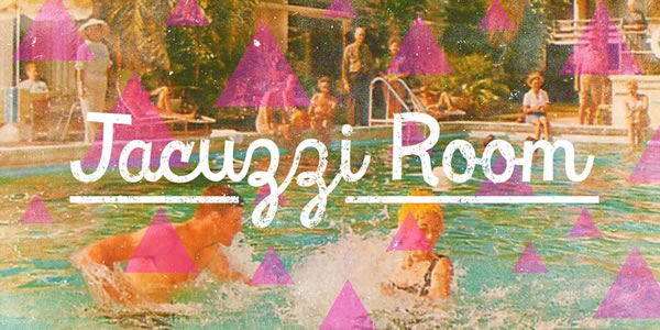 Print on Demand: Jacuzzi Room Display Font By Rocket Type - Image 5
