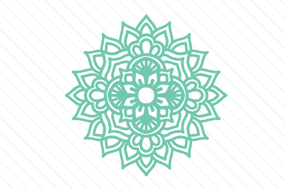 Download Free Mandala Svg Cut File By Creative Fabrica Crafts Creative Fabrica for Cricut Explore, Silhouette and other cutting machines.