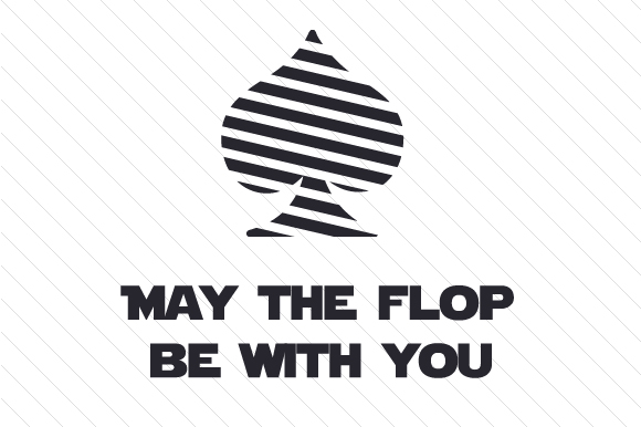 Download Free May The Flop Be With You Svg Cut File By Creative Fabrica Crafts for Cricut Explore, Silhouette and other cutting machines.