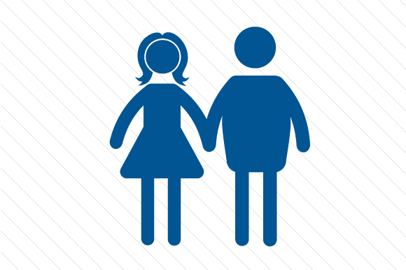 Download Free Family Car Decal Mom And Dad Holding Hands Svg Cut File By for Cricut Explore, Silhouette and other cutting machines.
