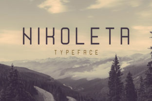 Nikoleta Font By Creative Fabrica Freebies