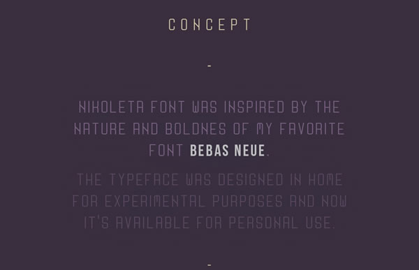 Print on Demand: Nikoleta Font By Creative Fabrica Freebies - Image 2