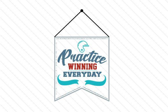 Practice Winning Everyday Baseball Sports Craft Cut File By Creative Fabrica Crafts