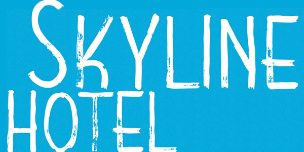 Print on Demand: Skyline Hotel Display Font By Good Gravy Type