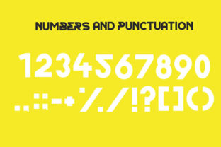 Print on Demand: Order Font By Creative Fabrica Freebies 3