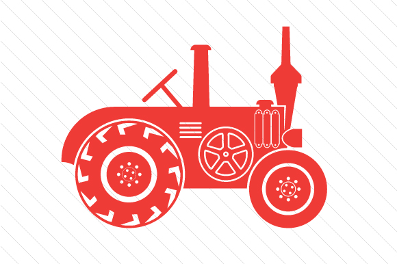 Download Free Tractor Svg Cut File By Creative Fabrica Crafts Creative Fabrica for Cricut Explore, Silhouette and other cutting machines.