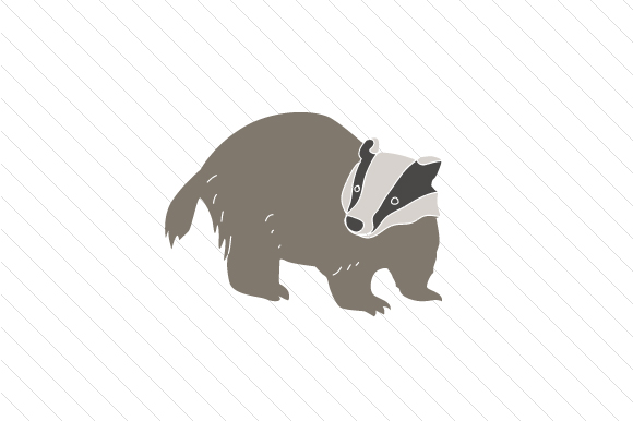 Woodlands Animals Set Designs & Drawings Craft Cut File By Creative Fabrica Crafts - Image 3