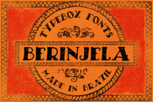 Berinjela by Type Box
