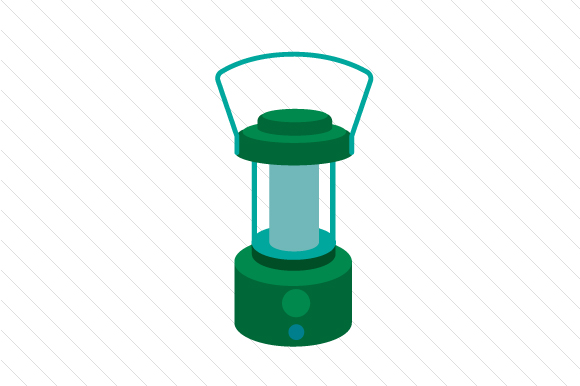 Download Free Camping Lantern Svg Cut File By Creative Fabrica Crafts for Cricut Explore, Silhouette and other cutting machines.