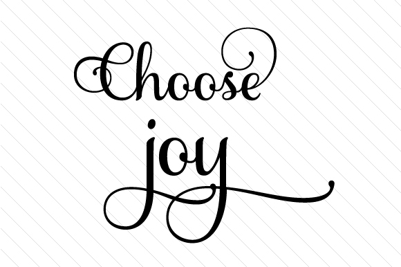 Download Free Choose Joy Svg Cut File By Creative Fabrica Crafts Creative for Cricut Explore, Silhouette and other cutting machines.