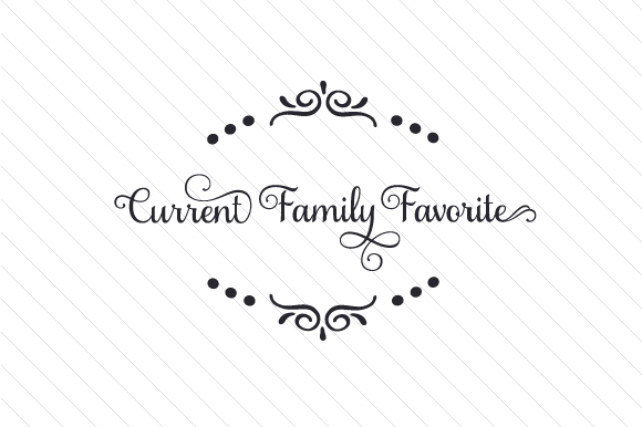 Current Family Favorite Kids Craft Cut File By Creative Fabrica Crafts