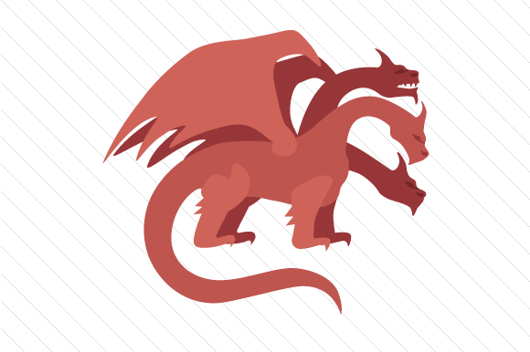 Download Free Dragon Design Svg Cut File By Creative Fabrica Crafts Creative for Cricut Explore, Silhouette and other cutting machines.